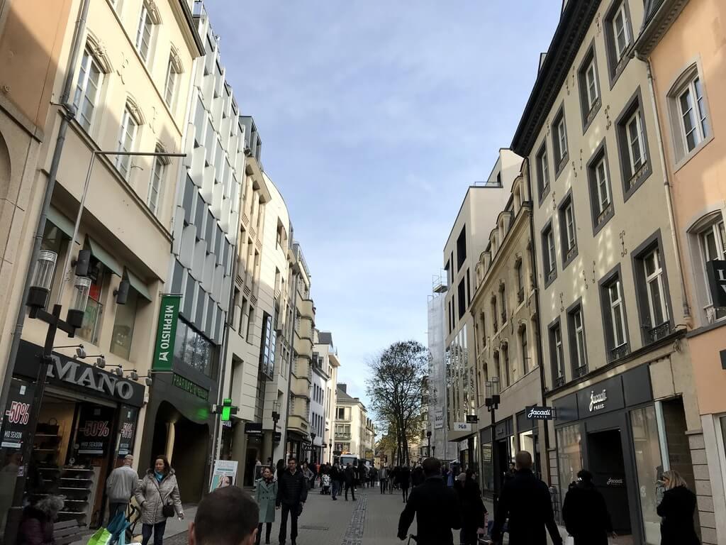 GRAND RUE LUXEMBURGO