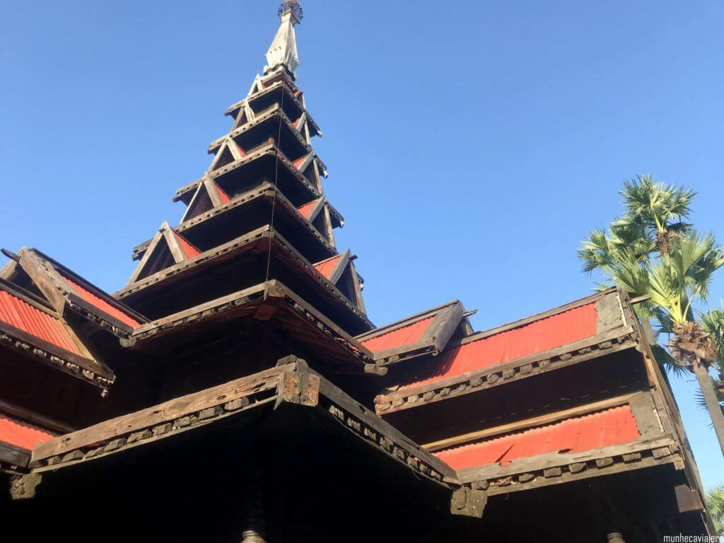 monasterio Bagaya