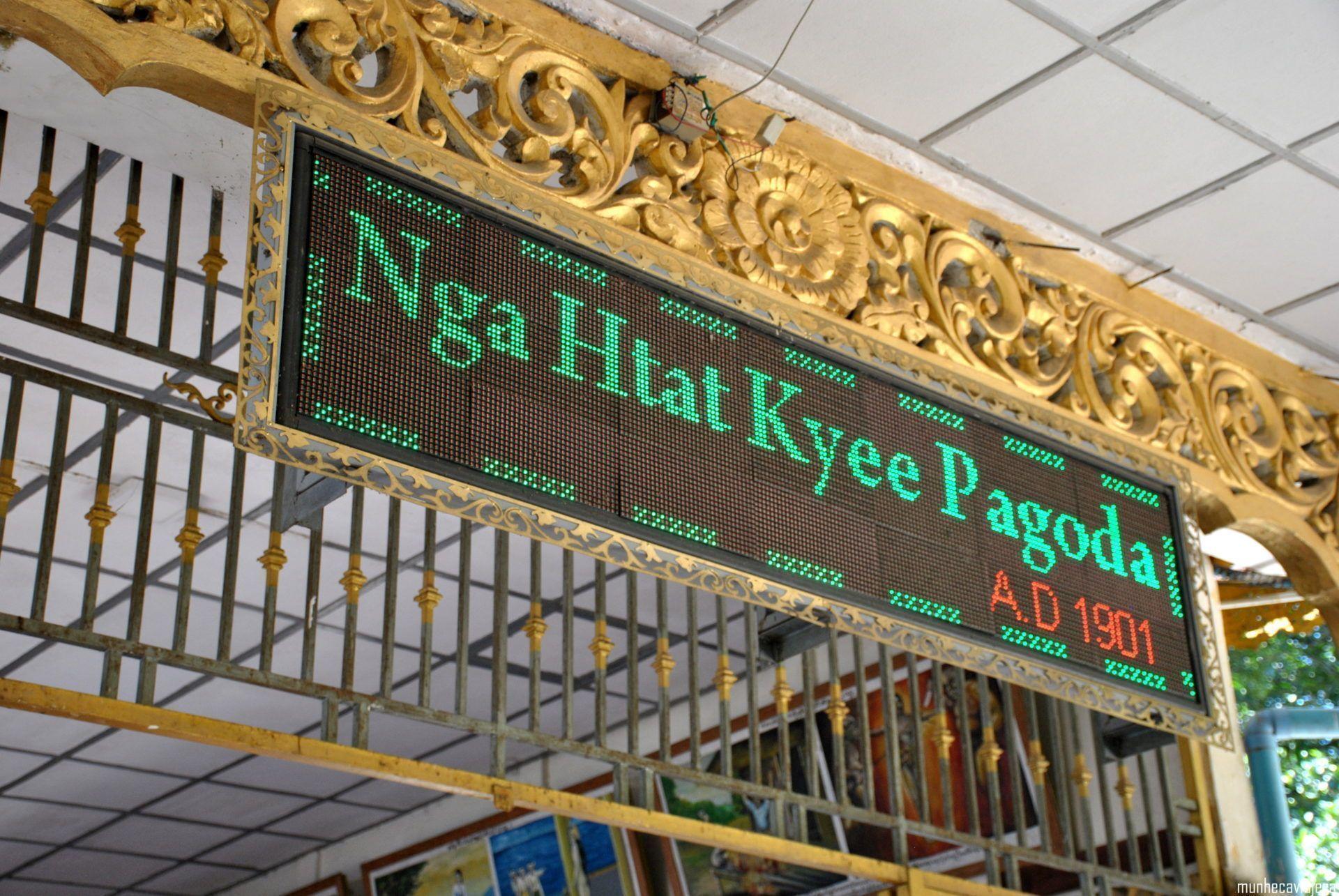 ver Yangon en un día