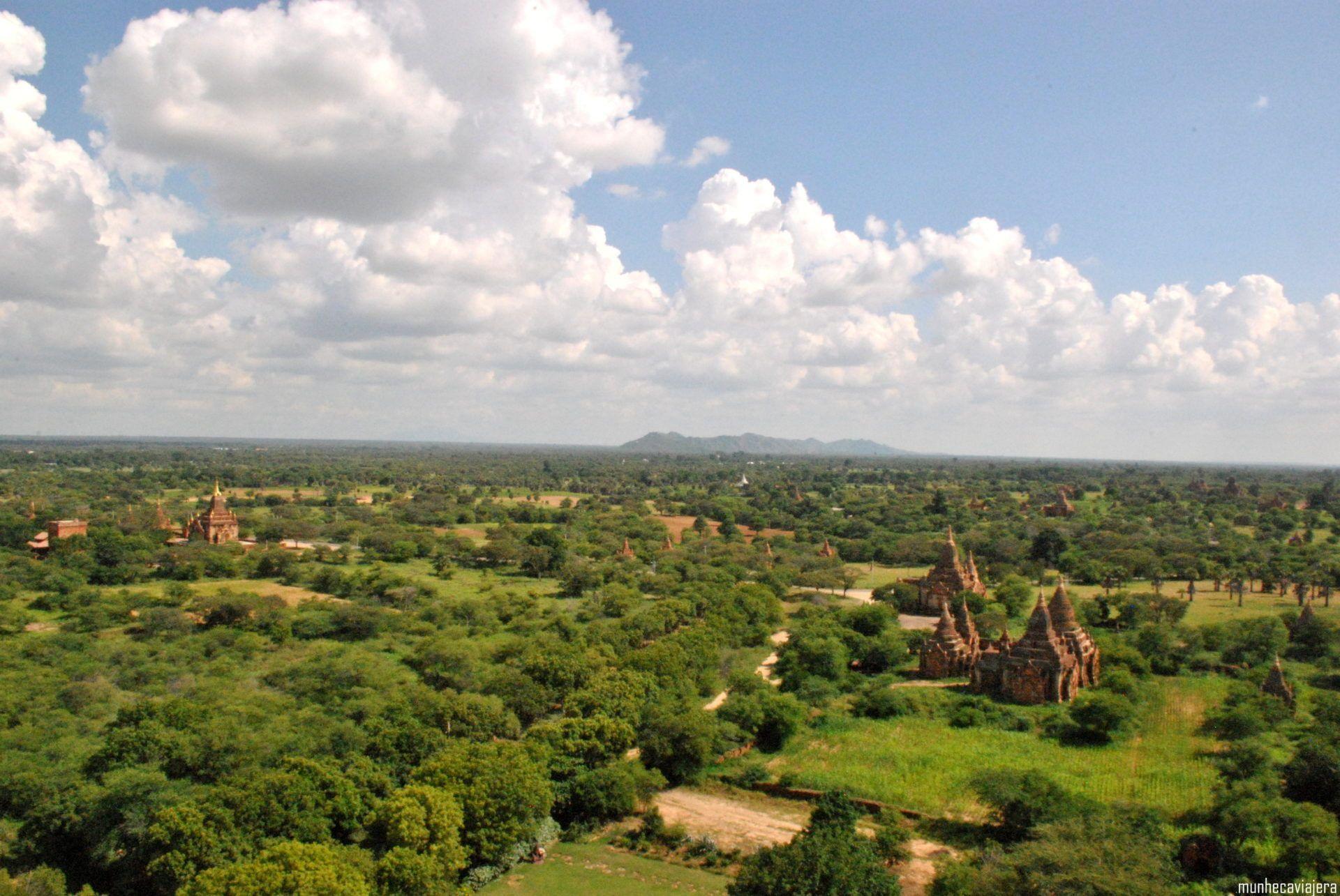 ruta de 10 días Myanmar
