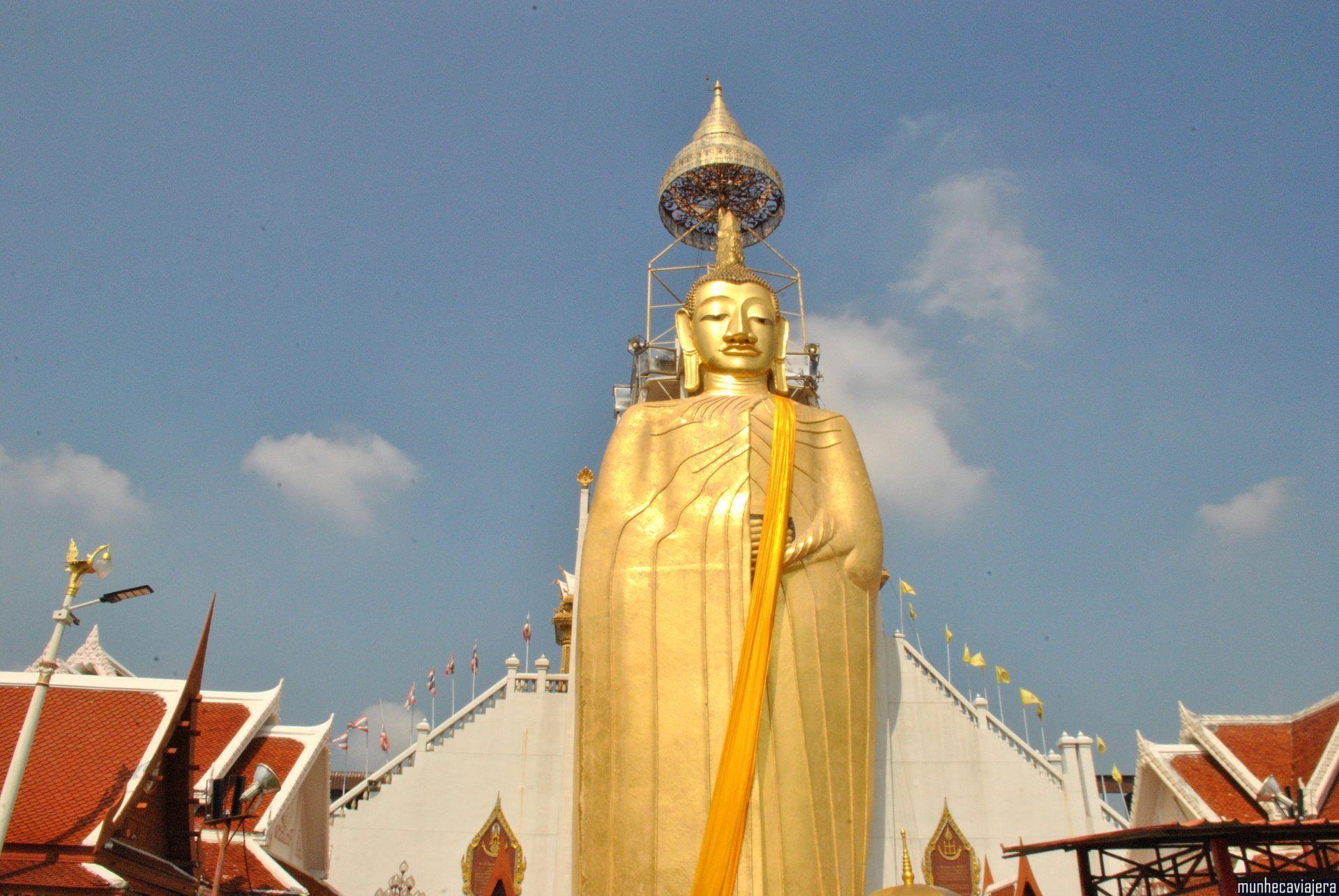 Templos bonitos de Bangkok