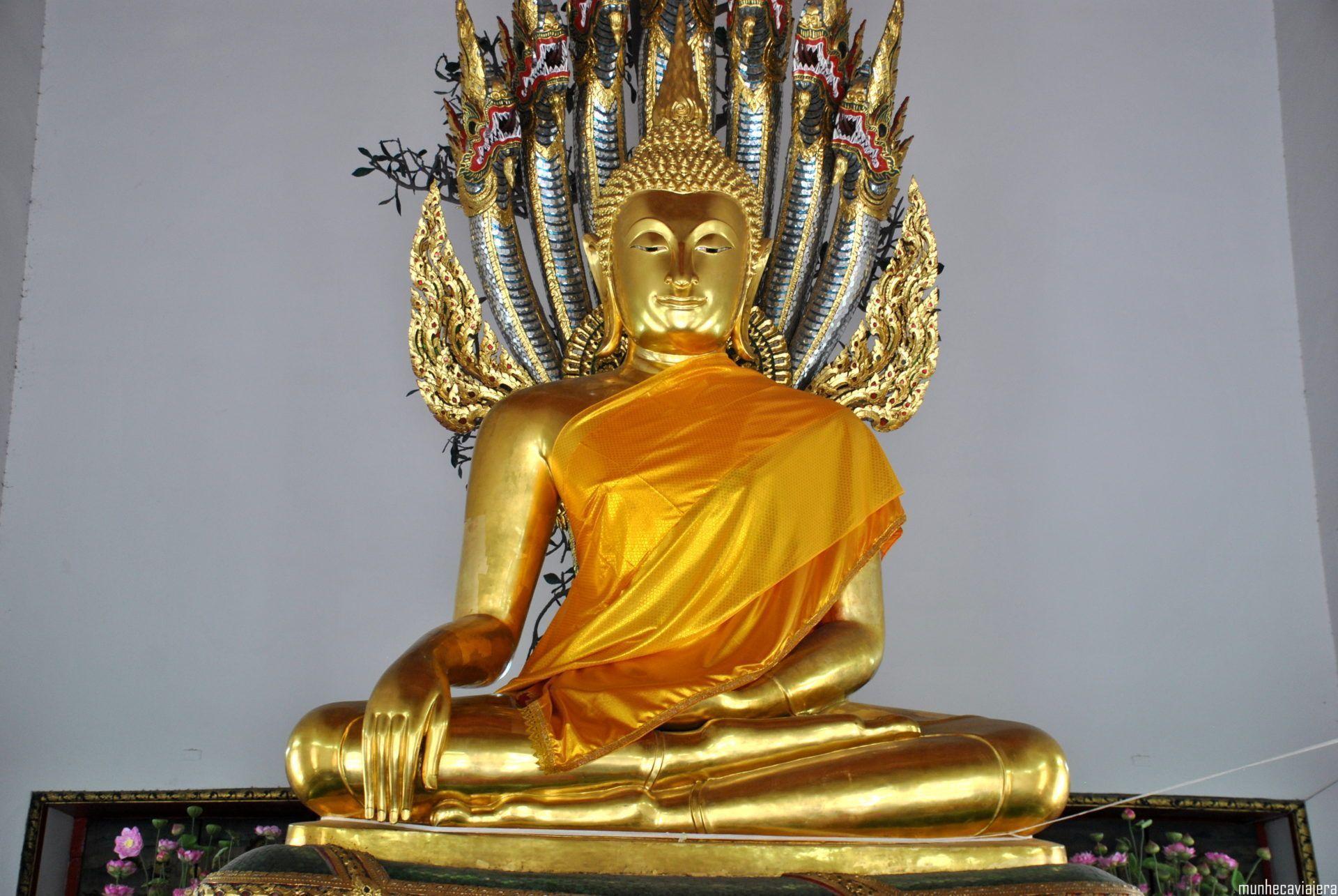 Templos bonitos Bangkok