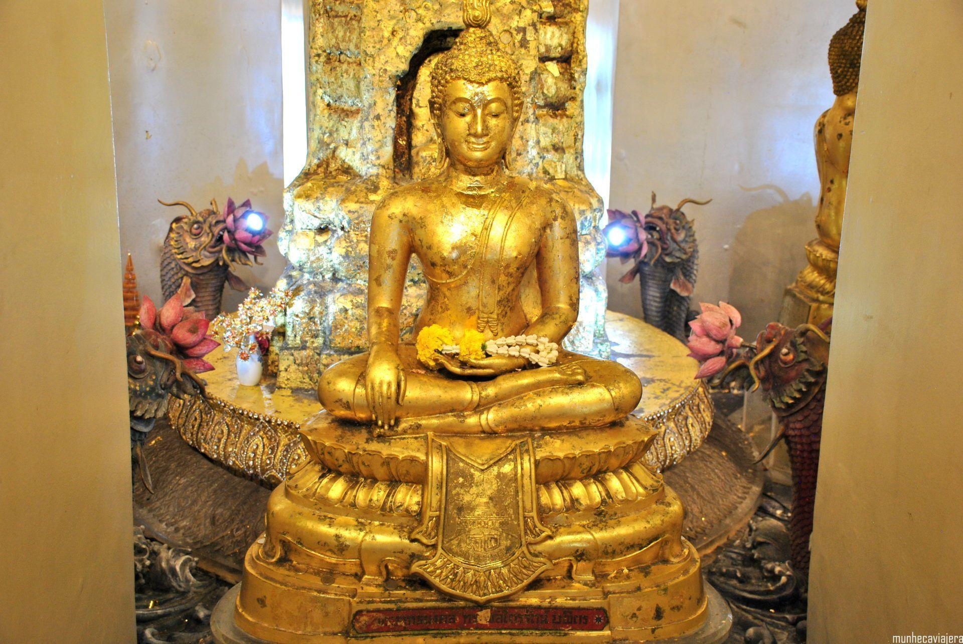 Wat Saket, templos de Bangkok