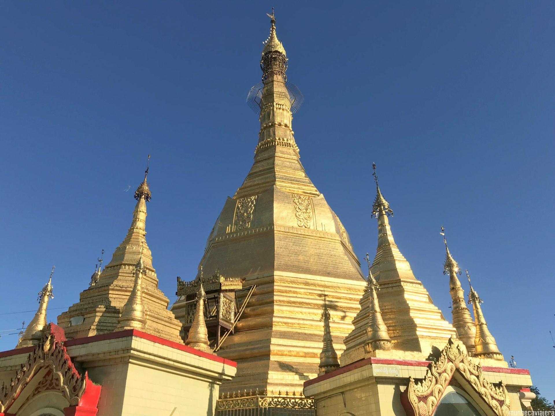 Yangon en 1 día