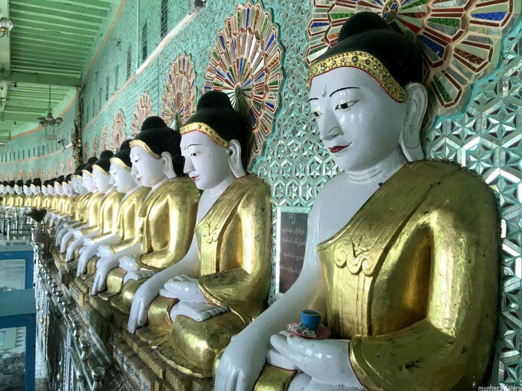 budas en Sagaing