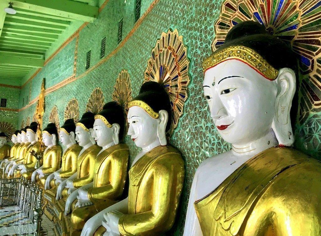 Amarapura, Sagaing e Inwa