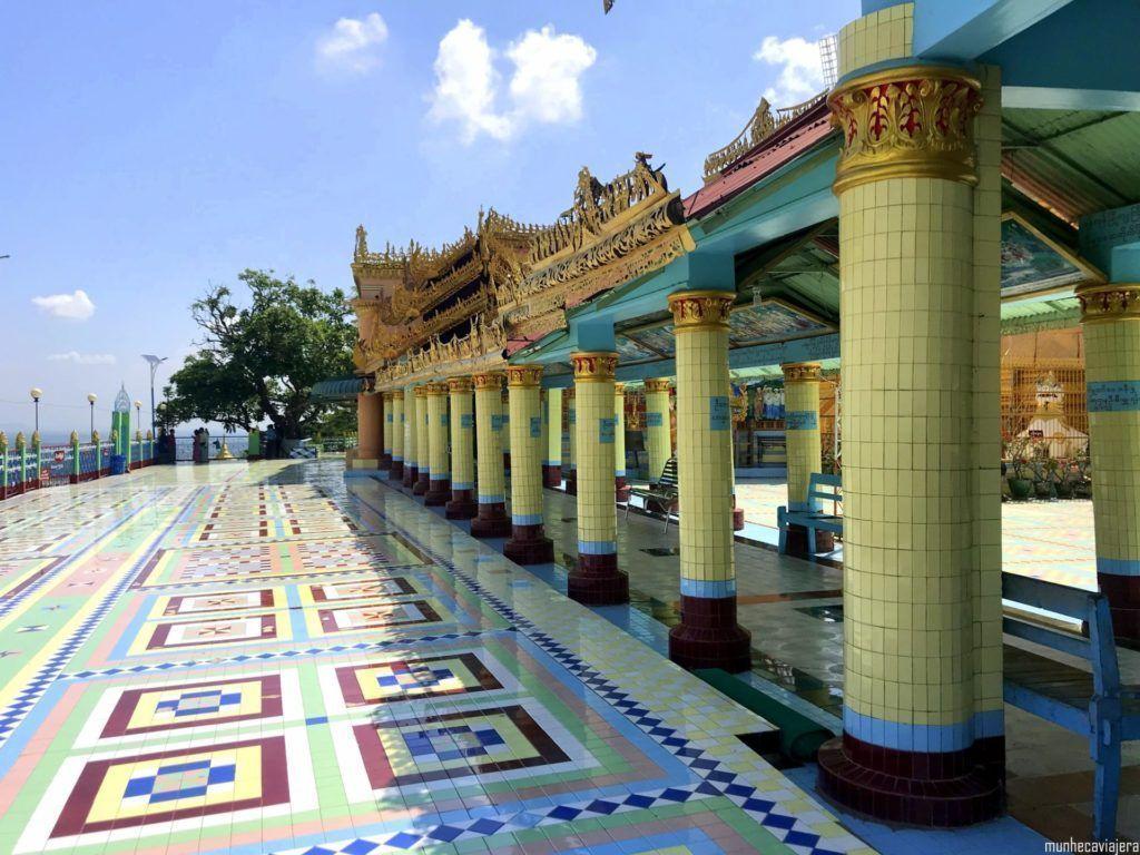 qué ver en Sagaing