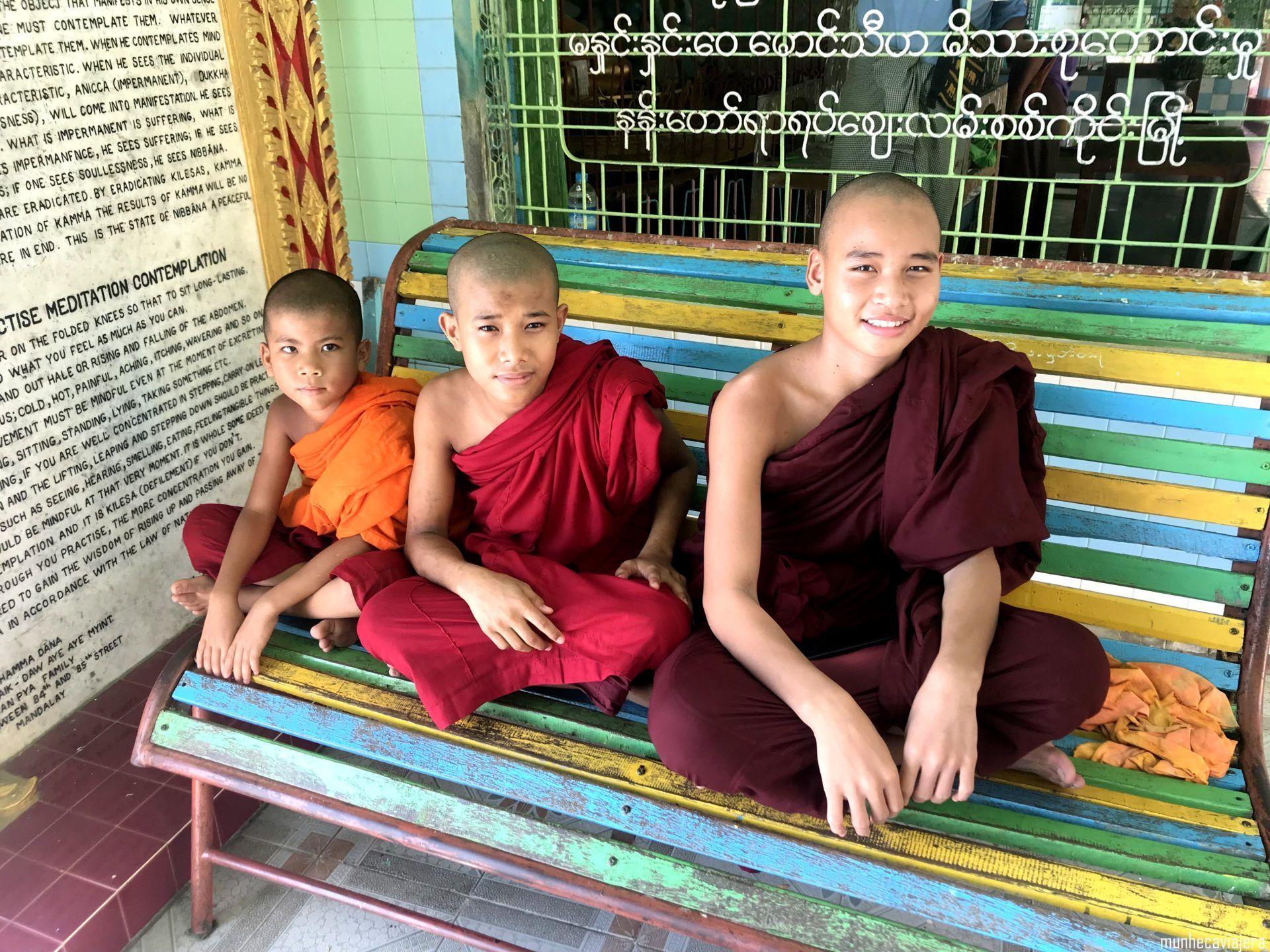 10 días Myanmar