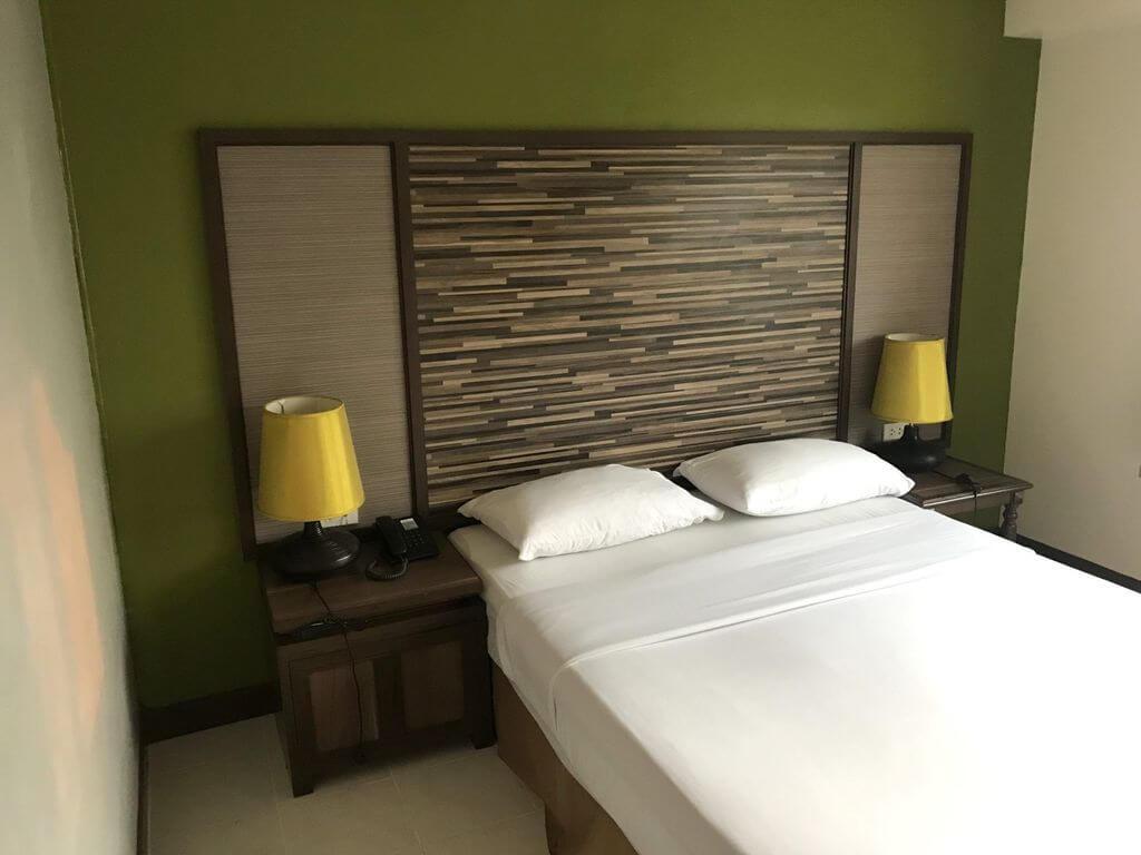 dónde dormir en Bangkokk