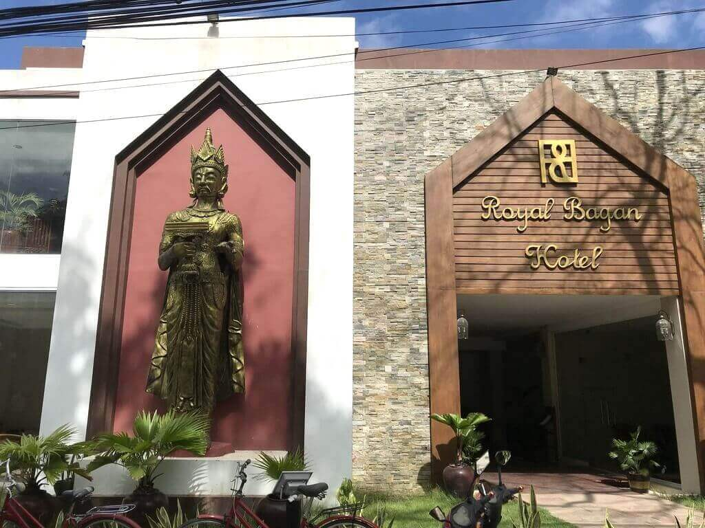 alojamientos en Myanmar