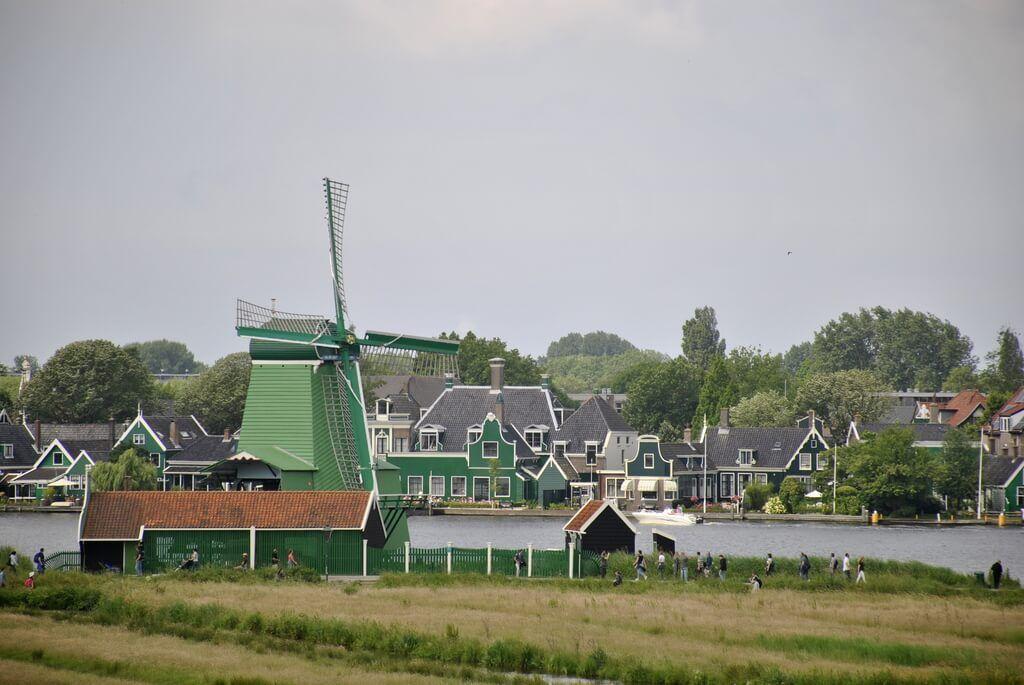 Cómo ir a Zaanse Schans desde amsterdam