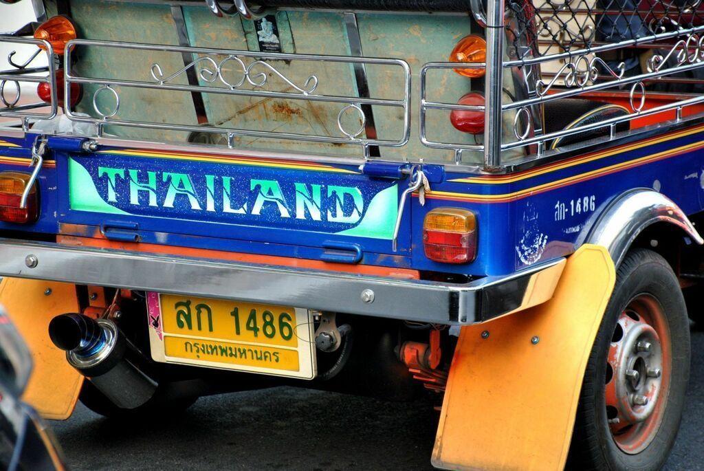 cómo moverse por Bangkok
