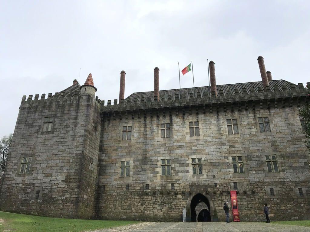 Palacio de los Duques de Bragança, Guimaraes