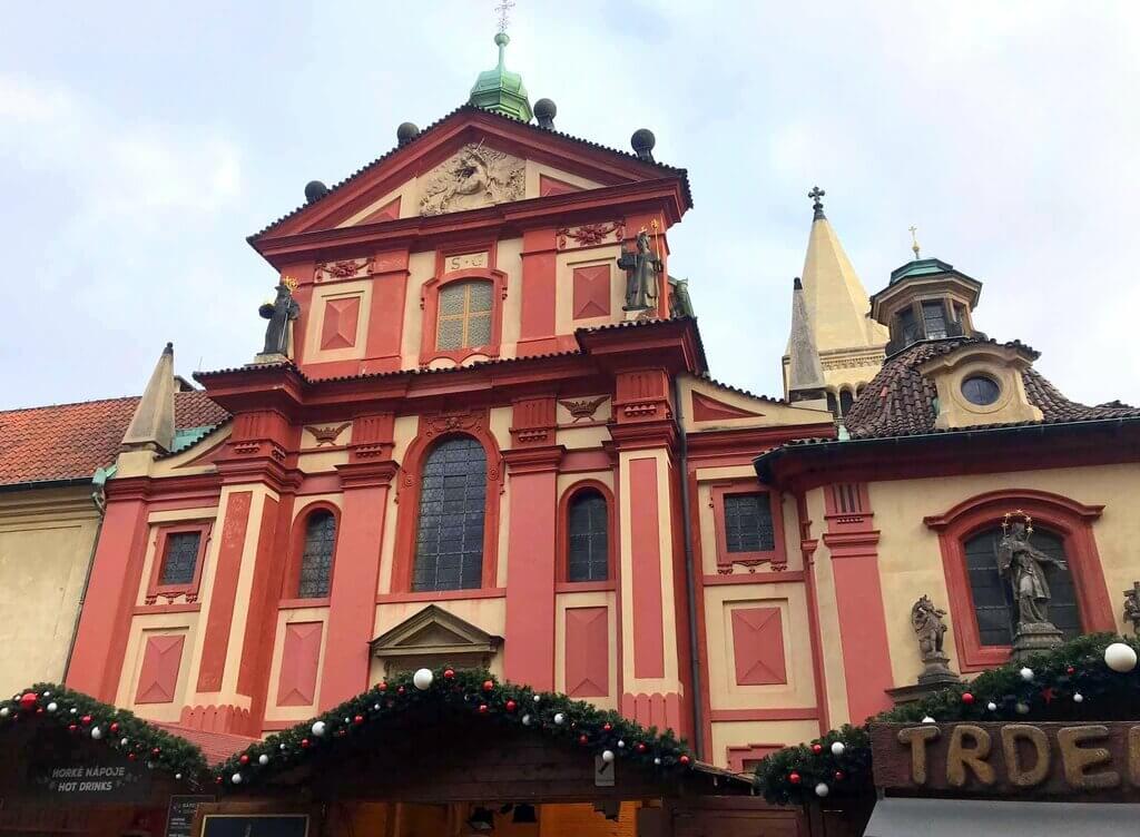 Basílica de San Jorge, Praga