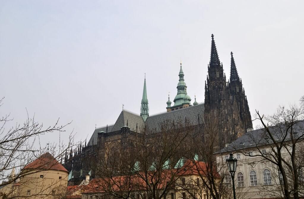 qué visitar en el Castillo de Praga