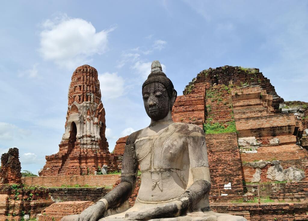 qué ver en Ayutthaya, el antiguo reino de Siam