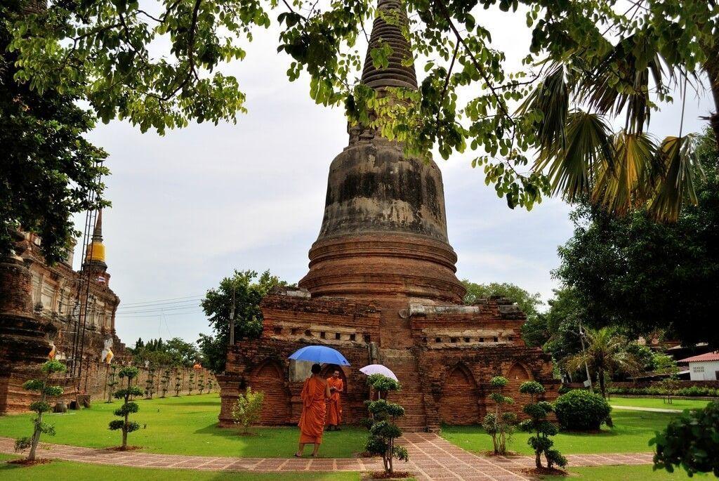 ayutthaya el antiguo reino de siam