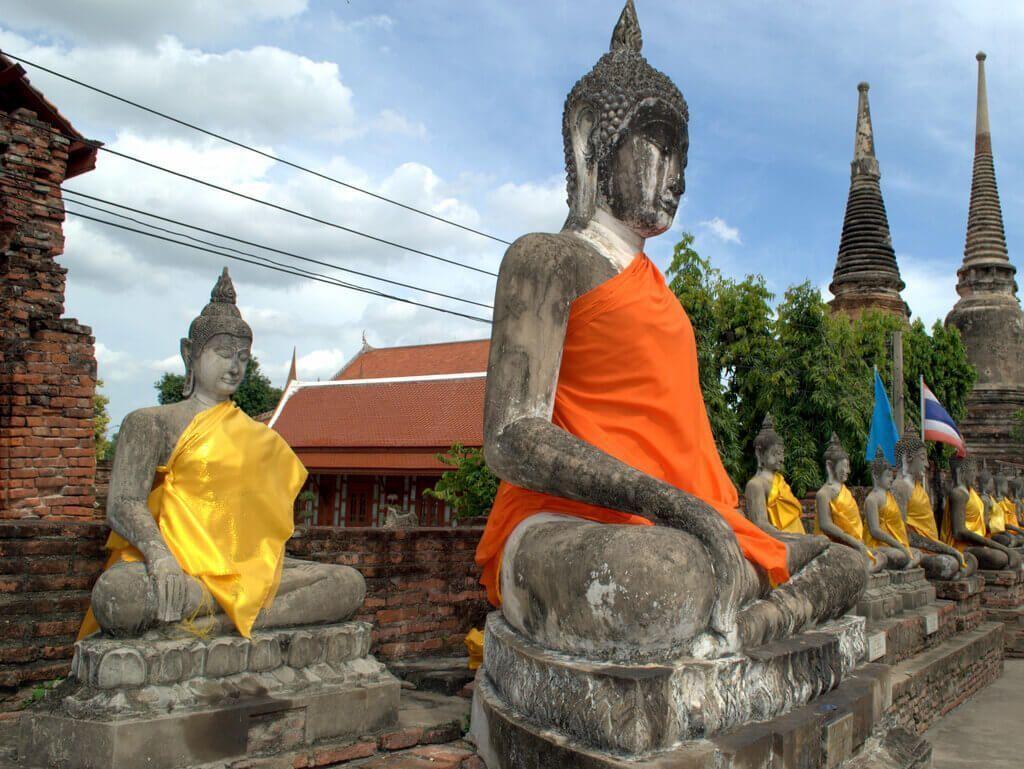 ayutthaya, el antiguo reino de Siam