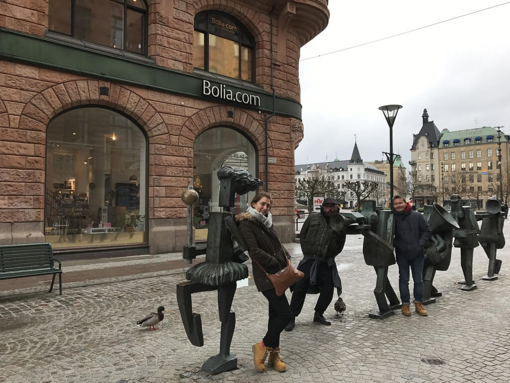 Malmö en un día desde Copenhague